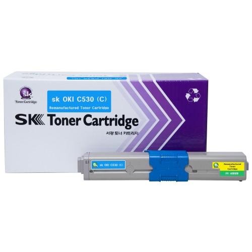 sk OKI C530 (파랑)